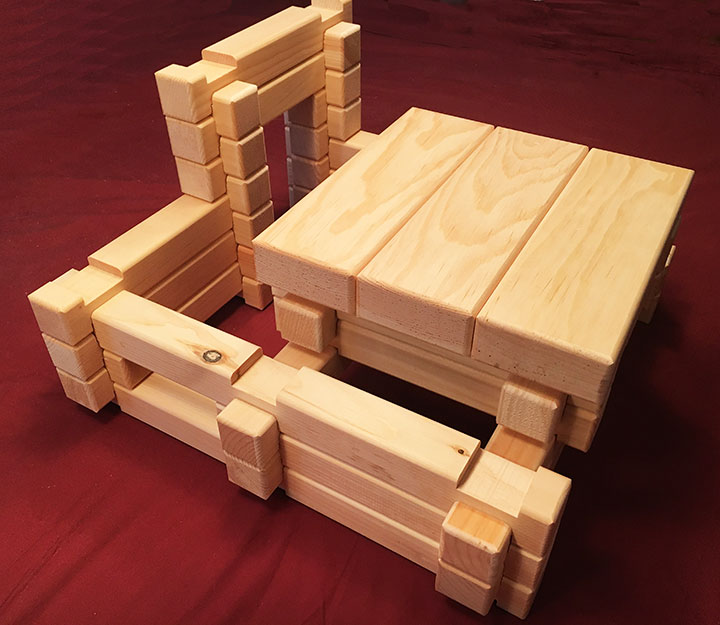 box of blocks assembly 1
